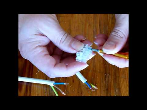 Electrical Wire | Connecting Electrical Wires | How to Connect ...