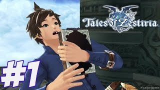 Tales of Zestiria ( English ) – Gameplay Walkthrough Part 1 – PS4 [ HD ] –No Commentary
