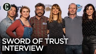 Lynn Shelton And Marc Maron On Sword Of Trust And Glow Season 2