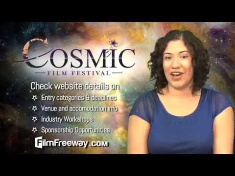 An Intro to Cosmic Film Festival
