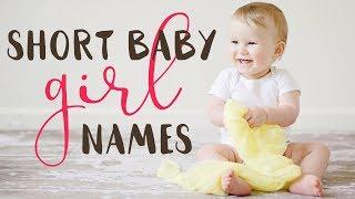 10 short baby girl names - cute and fierce! ★ BabyNamesLists