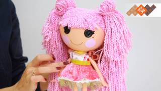 Кукла Лалалупси (Lalaloopsy) Волосы-нити, Принцесса