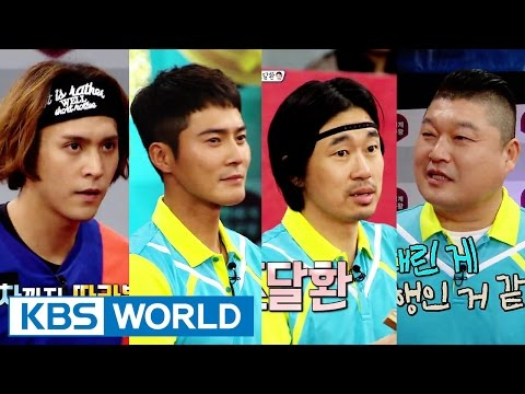 Cool Kiz on the Block | 우리동네 예체능 - Celebrity Ping Pong King, part 2 (2016.03.15)