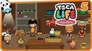 Toca Life: Vacation (Toca Boca) Part 5 (Storage) - Best App for Kids
