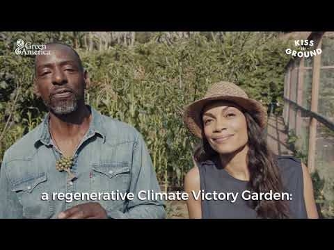 It S Time To Bring Back The Victory Garden Kiss The Ground