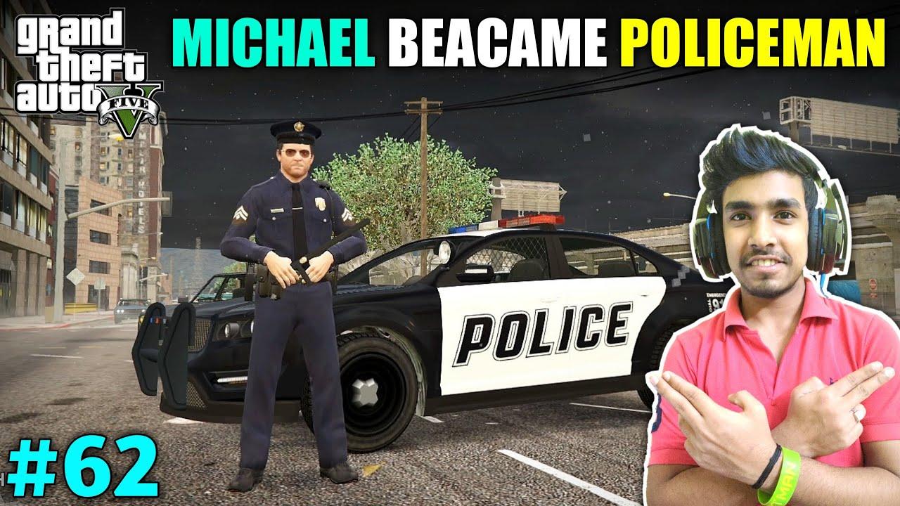 Download I BECAME A POLICE OFFICER TO SAVE HIM | GTA V GAMEPLAY #62
