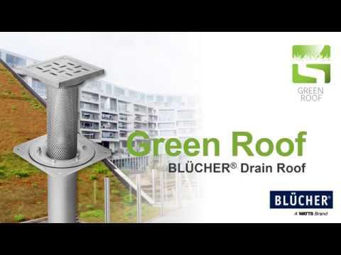 BLÜCHER Roof Drainage