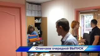 Очередное завершение ОБУЧЕНИЯ в Студии заточки Куликова.