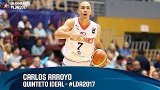 Carlos Arroyo - Quinteto Ideal - DIRECTV Liga de las Americas 2017