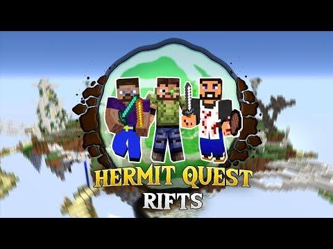 HERMIT QUEST: RIFTS - Swedish Beefball Sandwich! - EP01