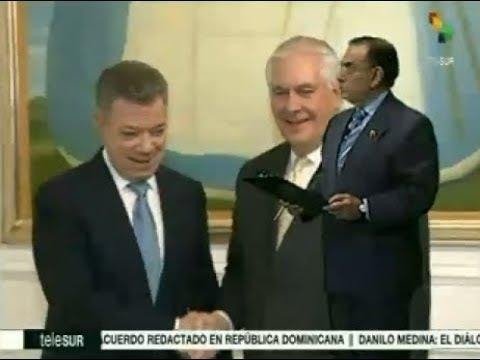 Dossier con Walter Martínez 070218 Venezuela EEUU Colombia