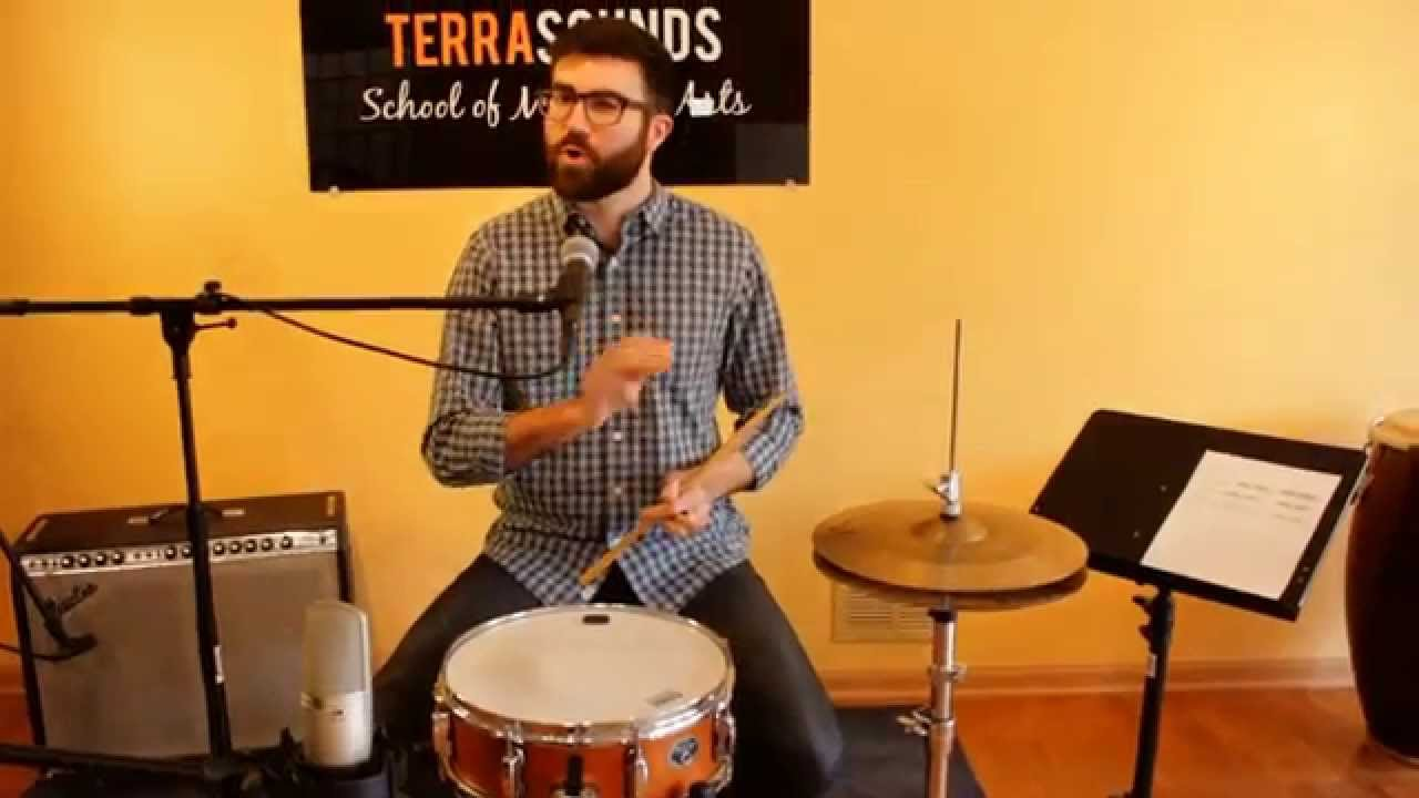 how to get a perfect snare drum roll lesson terra sounds school of music arts youtube. Black Bedroom Furniture Sets. Home Design Ideas