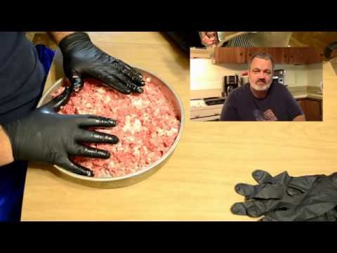 DIY: Custom Hamburger Meat, Guest Host: Shane's Hobby Shop