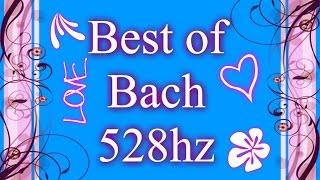 59 Minutes of Johann Sebastian  Bach (528hz)