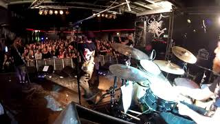 Ektomorf - Blood for Blood - Live in Leipzig - DrumCam