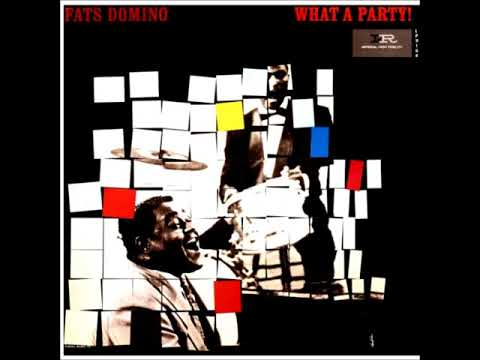 Fats Domino - Ain't Gonna Do It (master) - March 28, 1961