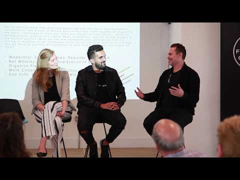 Political entrepreneurship - panel discussion   The Future of Politics Summit 2017