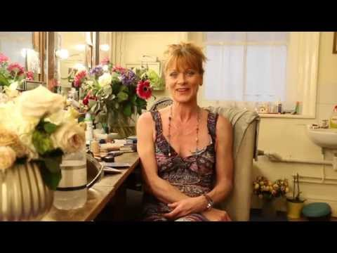 Dirty Rotten Scoundrels  Q&A with Samantha Bond