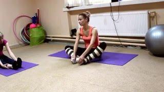 fitball (мяч) & stretching (растяжка) - S&Sfitness