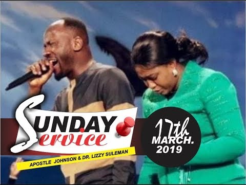 2nd Service Sun. 17th March 2019 With Apostle Johnson Suleman