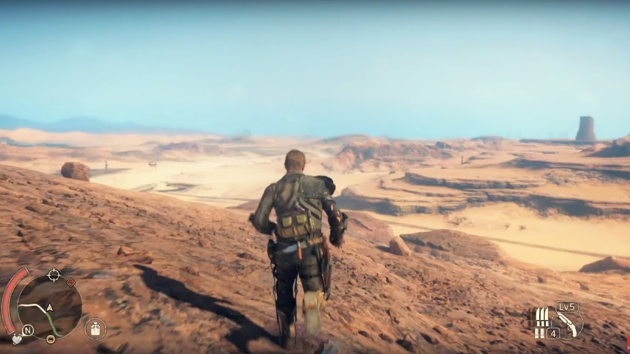 HOW BIG IS THE MAP in Mad Max? Run Across the Map Mad Max Map on alien map, the dark knight rises map, a bridge too far map, h1z1 map, pillars of eternity map, smokey and the bandit map, superhero movie map, axiom verge map, bloodborne map, the hunger games map, mortal kombat x map, hohokum map, the elder scrolls online map, the lego movie map, max payne 3 map, state of decay map, evolve map, rage map, batman map,