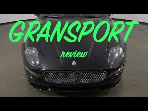 Maserati Gransport: Quick Review!