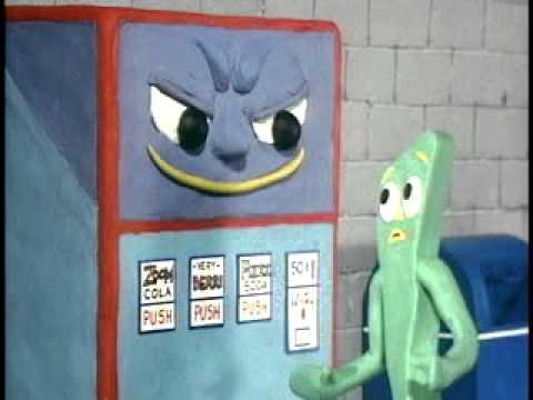 Gumby & Pokey Gummy Candy - YouTube Gumby And Pokey