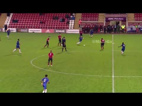 James Garner v Chelsea U18 - FA Youth Cup [17-12-2018]