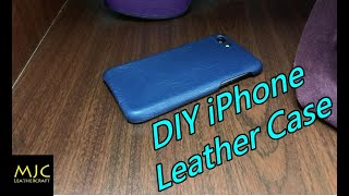 Making a iPhone Leather Case