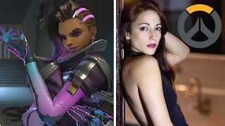 New! All 23 Overwatch Voice Actors in Real Life! (Updated Version) thumbnail