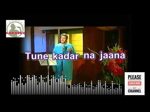 Attaullah Khan - Tujhe Bhulna To Chaha Lyrics   Musixmatch
