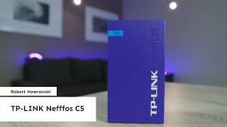 TP-LINK Neffos C5 Rozpakowanie i konfiguracja | Robert Nawrowski