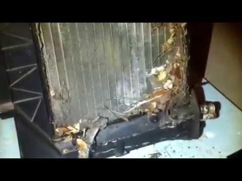 Replacing Ac Evaporator Of A 1996 Suburban Youtube