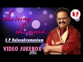 Download Living Legend SPB  Jukebox | SPB Tamil hits Songs | Ilayaraja | Hornpipe MP3 song and Music Video