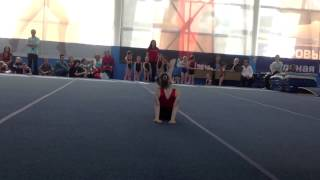 Сдюшор 33 спортивная гимнастика жученкова Яна