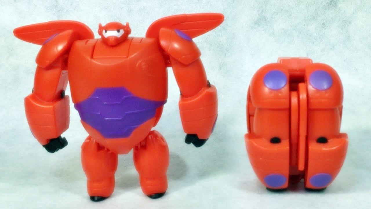 6 Bandai Big Hero 6 Baymax