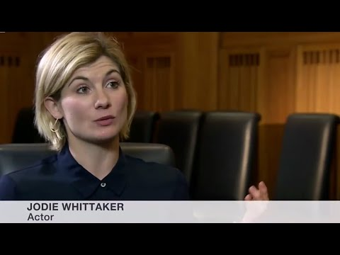 Doctor Who - BBC One Full Interview With Jodie Whittaker (13th Doctor)