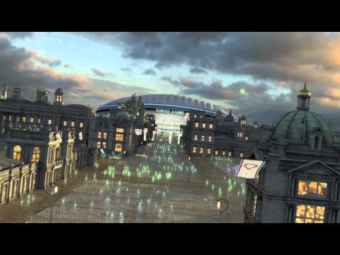 BUMP OF CHICKEN「WILLPOLIS 2014」スポット映像