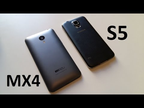 Meizu mx 4 vs galaxy s5, Meizu MX4 vs Samsung Galaxy S5: 96 facts in comparison