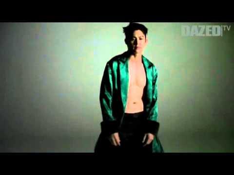 Mark prin in Dazed & Confused magazine korea