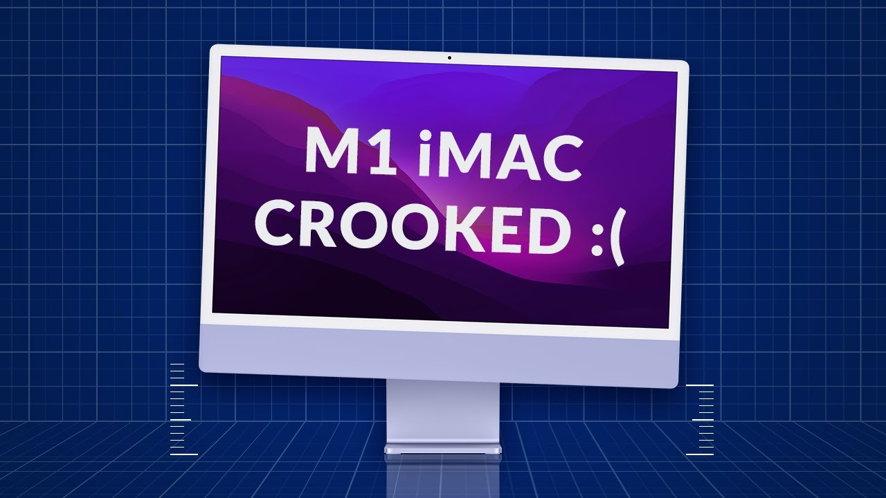 My M1 iMac Is Crooked… So I Returned It - First Impressions.