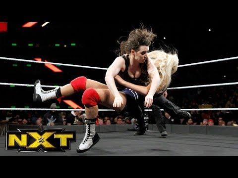 Nikki Cross vs. Lacey Evans: WWE NXT, Jan. 31, 2018