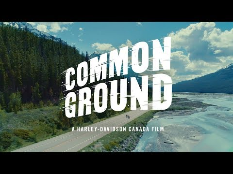 Common Ground: 100 Years Of Harley-Davidson In Canada