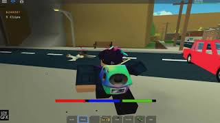 Smacking The Kid That Called 20 People On Me (Roblox The Streets)