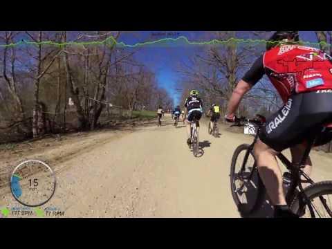 Barry Roubaix 2016 | Killer Gravel Road Race - Full Race