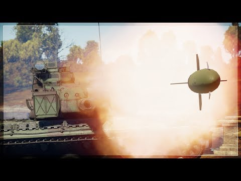 FRENCH MISSILE TANK   AMX-30 ACRA (War Thunder)
