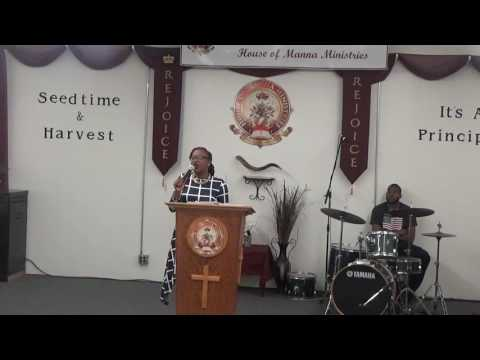 """Minister Alexis Wright """"Go See Doctor God"""""""