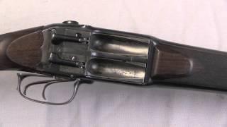Most Unusual Over/Under Shotgun I've Seen