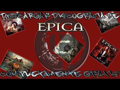 DESCARGAR TODAS LAS DISCOGRAFIA DE EPICA FULL