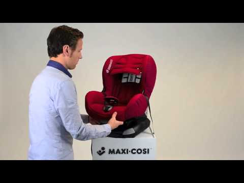 Maxi-Cosi Priori XP | How To Remove The Cover
